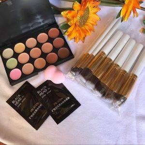 Other - New Bundle Beauty Make Up Set